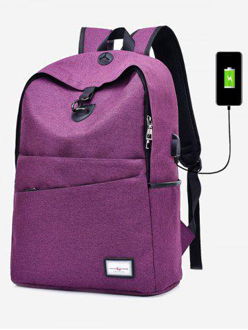 Hot Multi Functional USB Charging Port Backpack
