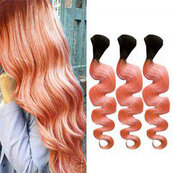 Chinese 7A Virgin Body Wave 1Pc Human Hair Weaves -