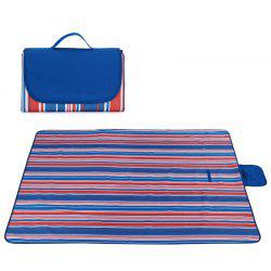 Outdoor Beach Waterproof Foldable Oxford Picnic Blanket -
