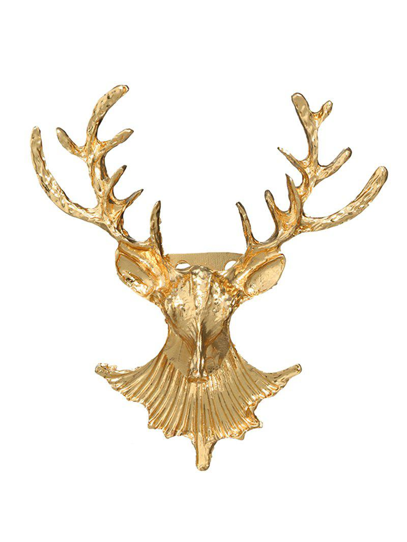 Fashion Christmas Alloy Deer Brooch