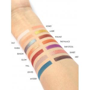 14 Colors Professional Natural Long Lasting Eyeshadow Palette with Brush -