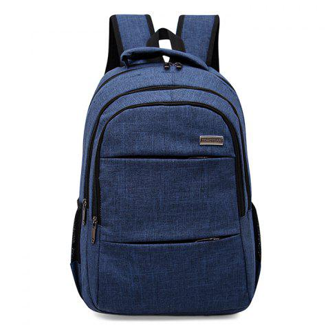Trendy Multi Function Large Capacity Backpack