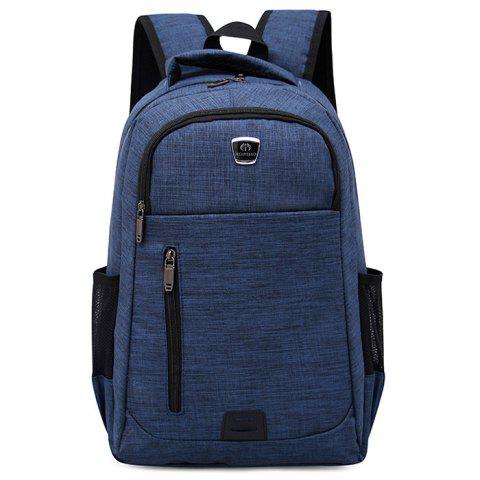 Outfits Multi Function Double Side Pockets Backpack
