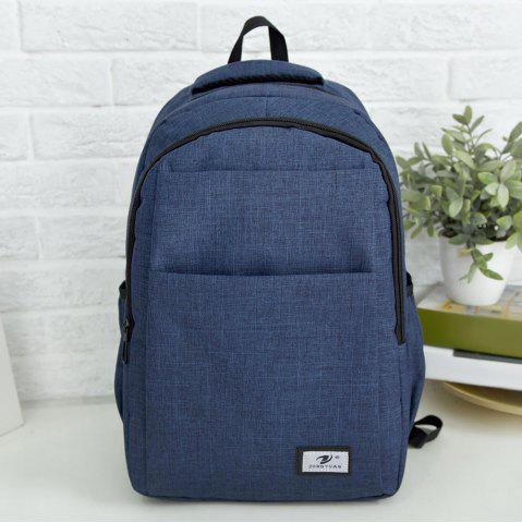Store Multi Function Zip Backpack With Handle