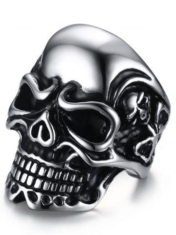Shop Stainless Steel Skull Cool Ring