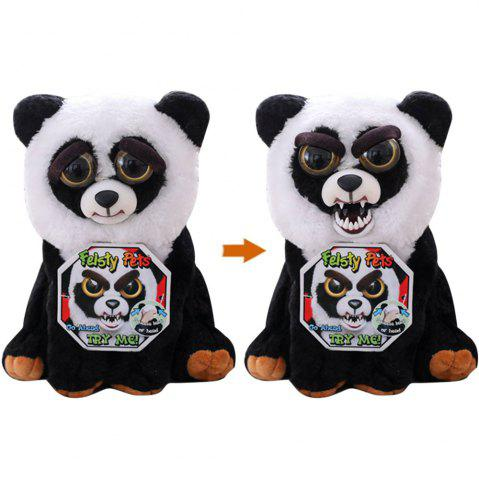 Trendy Pets Plush Stuffed Toy Turns Angry with A Squeeze
