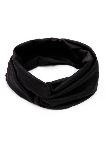 Unique Wide Multifunction Elastic Hair Band