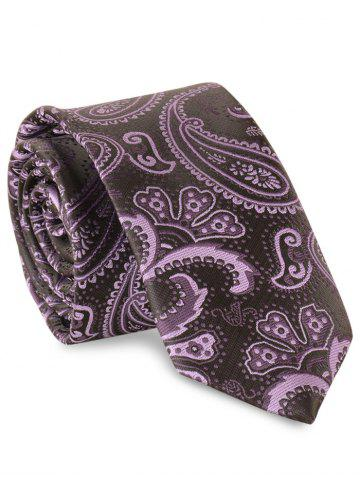 Outfits Vintage 6CM Width Cashew Pattern Embellished Neck Tie