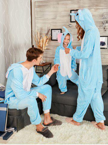 Chic Elephant Animal Family Onesie Matching Christmas Pajama
