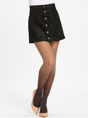 Store Sheer Ombre Color Pantyhose