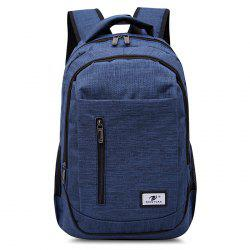 Front Pocket Top Handle Backpack -
