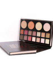Professional 18 Colors Eyeshadow Palette Kit -