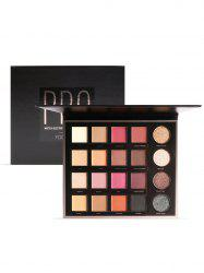 18 Colors Professional Natural Long Lasting Eyeshadow Palette -