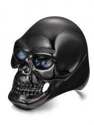 Alloy Simple Skull Ring -