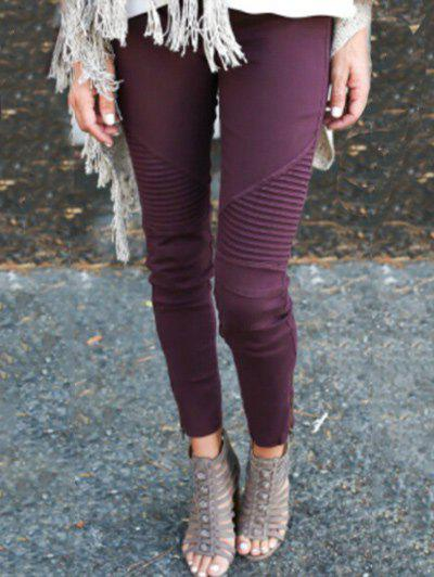 Buy Side Zipper Embellished Skinny Jeans