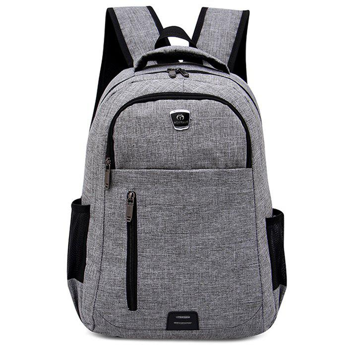 New Multi Function Double Side Pockets Backpack