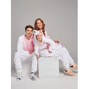 Cute Unicorn Animal Family Onesie Pajamas -