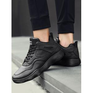 Casual Basketball PU Leather Sports Shoes -
