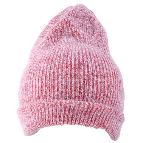 Shops Flanging Embellished Knitted Lightweight Beanie
