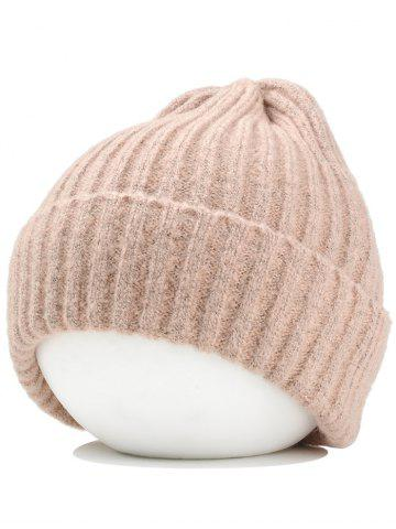 Unique Outdoor Flanging Crochet Knitted Lightweight Beanie