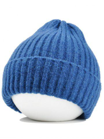 Store Outdoor Flanging Crochet Knitted Lightweight Beanie