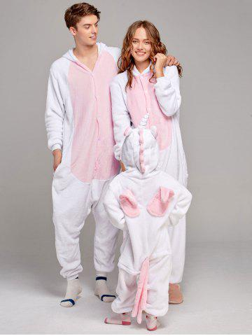 Outfit Cute Unicorn Animal Family Onesie Pajamas