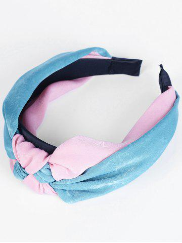 Shops Two Tone Vintage Knot Hairband