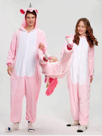 Affordable Unicorn Matching Family Christmas Onesie Pajamas
