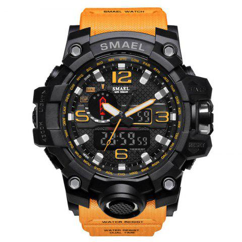 Sale Multifuctional Alarm Quartz Digital Sport Military Watch