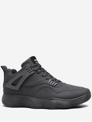 Affordable Casual Basketball PU Leather Sports Shoes