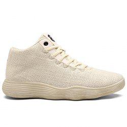 Mesh Cloth Breathable Basketball Sneakers -