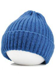 Outdoor Flanging Crochet Knitted Lightweight Beanie -