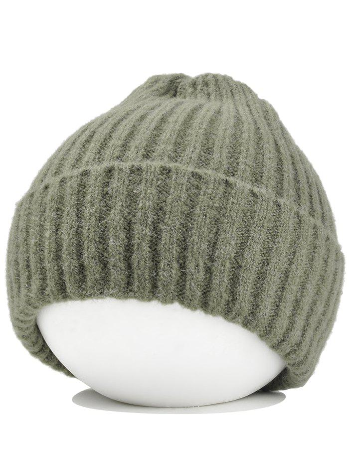Shop Outdoor Flanging Crochet Knitted Lightweight Beanie
