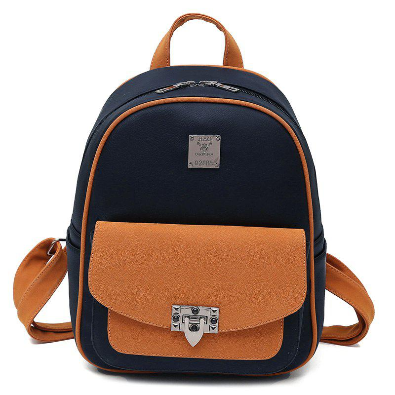 Best Multi Function PU Leather Backpack With Handle