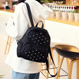 Multi Function Studs Backpack -