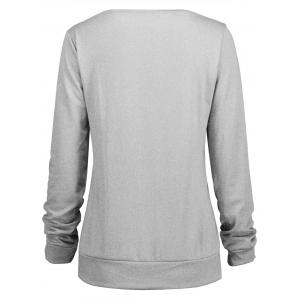 Thanksgiving béni reconnaissant sweat-shirt -