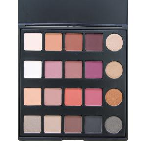 20 Colors Smoky Eyes Shade Matte Eyeshadow Palette -