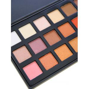 Smoky Eyes Natural 21 Colors Eyeshadow Palette -