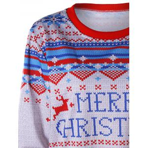 Sweat graphique de Noël -