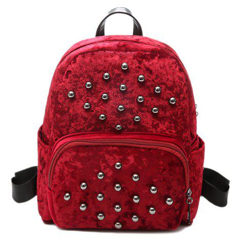 Latest Multi Function Studs Backpack