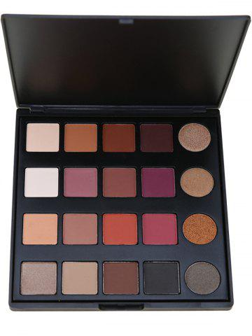 Hot 20 Colors Smoky Eyes Shade Matte Eyeshadow Palette
