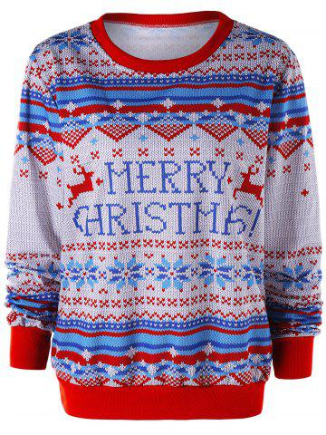 Shops Christmas Graphic Sweatshirt