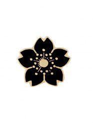 Cute Flower Tiny Brooch -