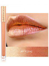 Long Wearing Glitter Waterproof Moisturizing Lip Gloss -