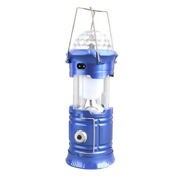 Latest Outdoor Multifunction Stage Light Flashlight Camping Lantern