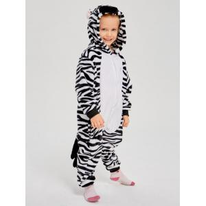 Family Zebra Animal Christmas Onesie Pajama -