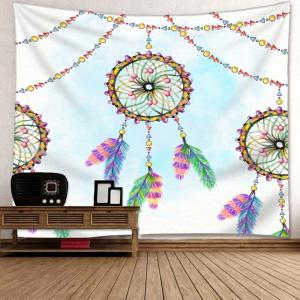 Wall Art Dreamcatcher Printed Tapestry -