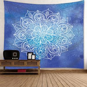 Mandala Flower Printed Wall Decor Tapestry -