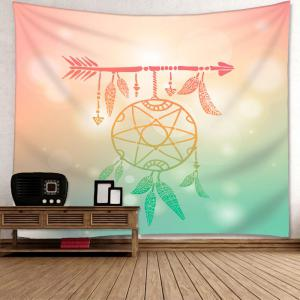 Art mural Arrow Dreamcatcher tapisserie imprimée -