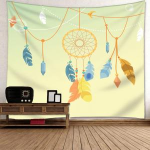 Wall Decor Dreamcatcher Pattern Tapestry -